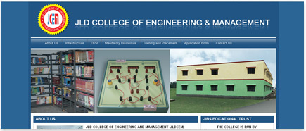 JLD college of engineering and management